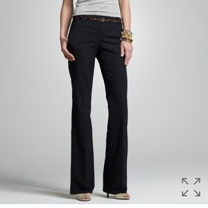 J. Crew Tollegno 1900 Favorite Fit Pants